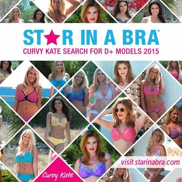 BH-Hersteller Curvy Kate auf der Suche nach neuen D+ Models