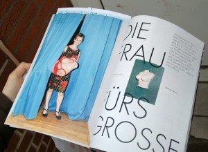 Fünf Seiten über Doppel D in der Nido - Elternmagazin vom STERN