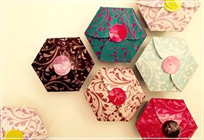 Geschenk-Cupcakes von Doppel D