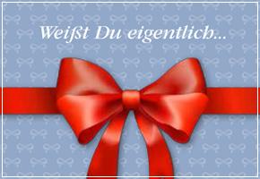 Geschenkkarte von Doppel D